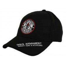 G&G Sports Cap (Black)