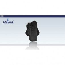 Amomax Holster for Browning Hi Power - Black