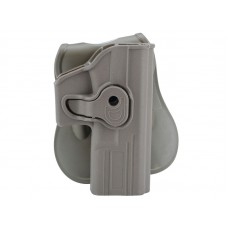 Big Foot 17 Series Quick Release Holster (Right - Tan)