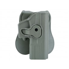 Big Foot 17 Series Quick Release Holster (Right - OD)