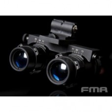 FMA DUMMY AVS-9 NIGHT VISION GOGGLES INC HARD CASE