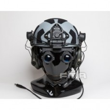 FMA GSGM FUNCTIONING AVS-9 MOUNT (BLACK)