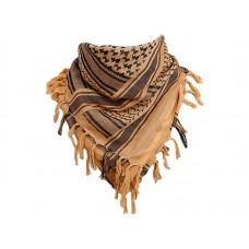 Big Foot Pro Arabic Scarf  Shemagh (Tan)