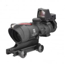 ACM ACOG Style 4x32 Fibre illuminated with RMR sight