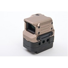 Blackcat Airsoft EG1 Red Dot Sight - Blac