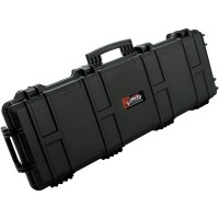 UFC PT Hard Gun Case (Black - 103 x 33.0 x 15.0 cm)