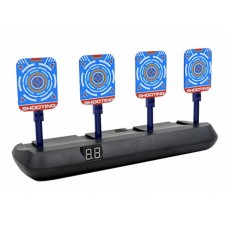 CCCP Shooting Game Zone Automatic Reset Target with Digital Display (4 Target)