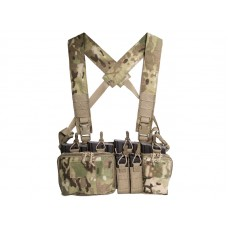 Big Foot D3CRH Chest Rig Vest (Multicam)
