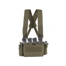 Big Foot D3CRM Chest Rig Vest  - OD