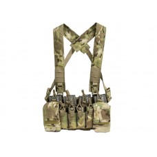 Big Foot D3CRX Chest Rig Vest 4 Mag Version (Multicam)