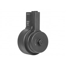 Ares AR Style M4/M16 Drum Winding Magazine (2150 Rounds - Black - MAG-043)