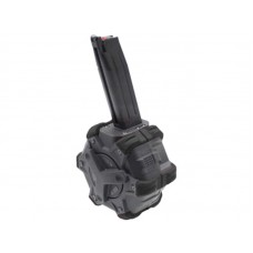 Armorer Works  AW Custom 350rnds Adaptive Drum Magazine (HX Series - AW-DRMG07 - HX Series - Black)