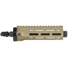 ARES M-Lok Handguard (Mid) for ARES M45X AEG - Tan - HG-038-DE