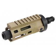 ARES M-Lok Handguard (Short) for ARES M45X AEG - Dark Earth