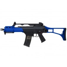 Saigo Defense G39 AEG with Battery and Charger (Made by JG/Golden Eagle) (Blue)