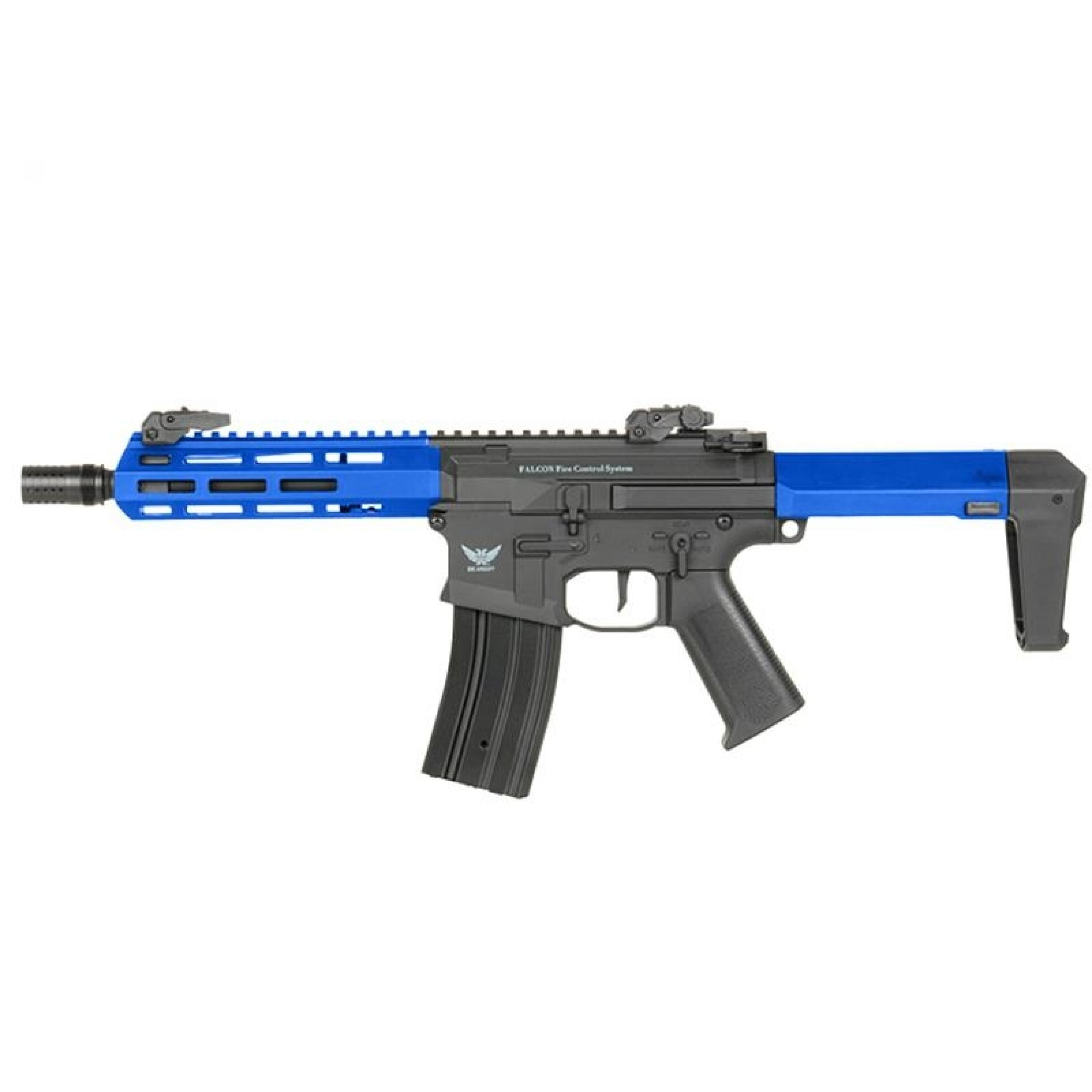 Double Eagle M904 AR15/M4 with Falcon Fire Control System (Blue - M904G)
