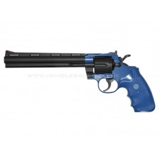 UA Spring Revolver (Blue - Long Barrel - UA-941U)