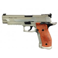 Sig Sauer X-Five Hairline BAX Co2 Blowback Pistol (Silver - 280549)