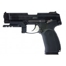 Raptor Grach MP-443 Gas Blowback Pistol - Deluxe Version (Extra Gas Mag. & Flashlight Mount)