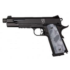 Secutor  Rudis VI Typhoon 1911 Custom Pistol (Co2 Powered - Gas Ready - Typhoon)