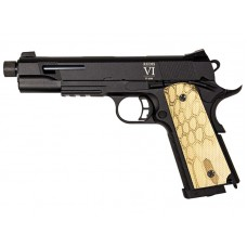 Secutor  Rudis VI Nomad1911 Custom Pistol (Co2 Powered - Gas Ready - Nomad)
