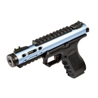 WE Galaxy G Series Gas Blowback Pistol - (Blue)
