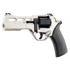 Chiappa Limited Edition Charging Rhino 50DS Co2 Revolver- Chrome