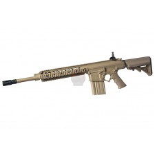 ARES SR25 KNIGHTS Carbine DMR (Semi only) - 400fps - Tan - SR-005E