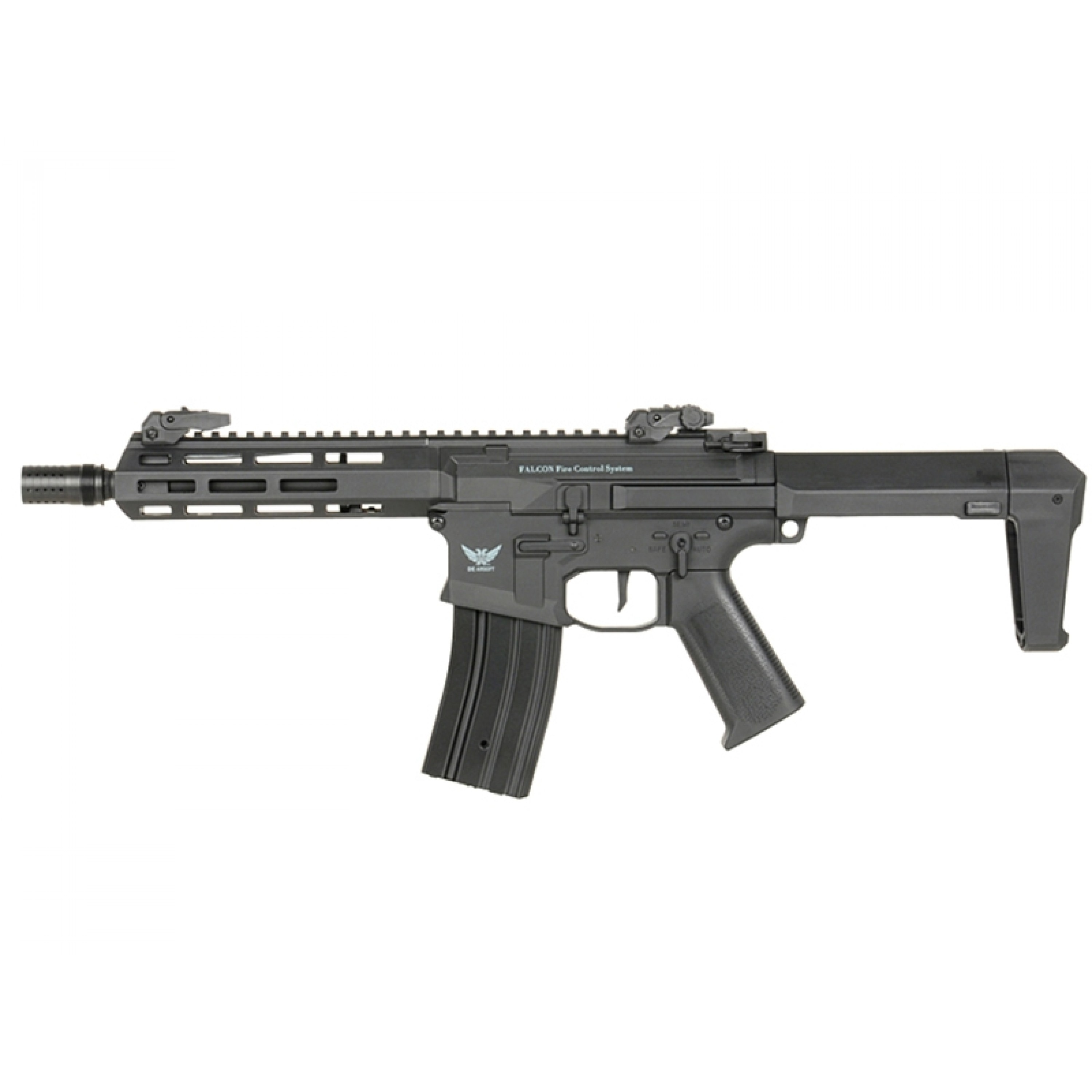 Double Eagle M904 AR15/M4 with Falcon Fire Control System Black - M904G)