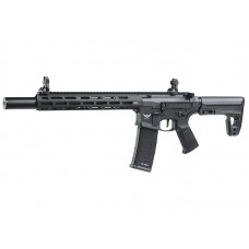 Double Eagle M906B M4 M-Lok with Falcon Fire Control System (Full Metal - Black - M906B)