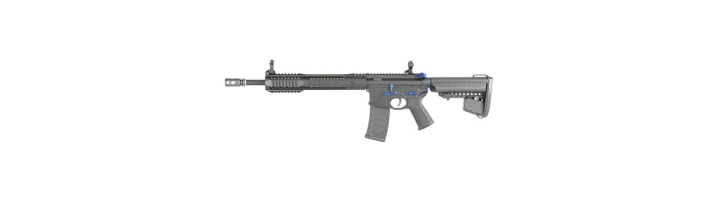 King Arms Black Rain Ordnance AEG
