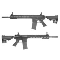 KING ARMS M4 TWS M-LOK RIFLE ULTRA GRADE II - BLACK