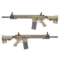 KING ARMS M4 TWS M-LOK RIFLE ULTRA GRADE II - DARK EARTH