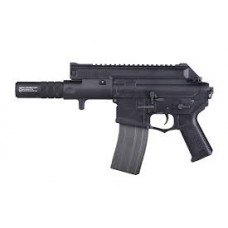 ARES Amoeba M4 Tactical AEG with Silencer - Black