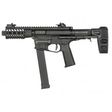 Ares M45-S- Class (S) with EFCS Gearbox (Black - AR-086E)