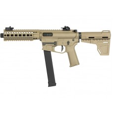 Ares M45-S- Class (L) with EFCS Gearbox (Black - AR-088E)