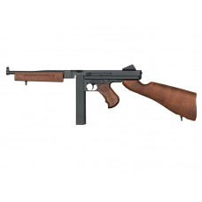 Ares Thompson M1A1 AEG EBB (Real Wood - SMG-005)