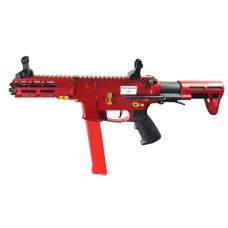 Classic Army Nemesis X9 SMG (Metal - Red - CA119M