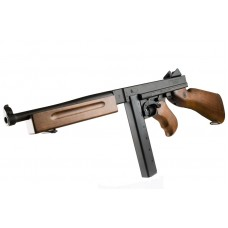 King Arms Thompson M1A1 Military Real Wood version
