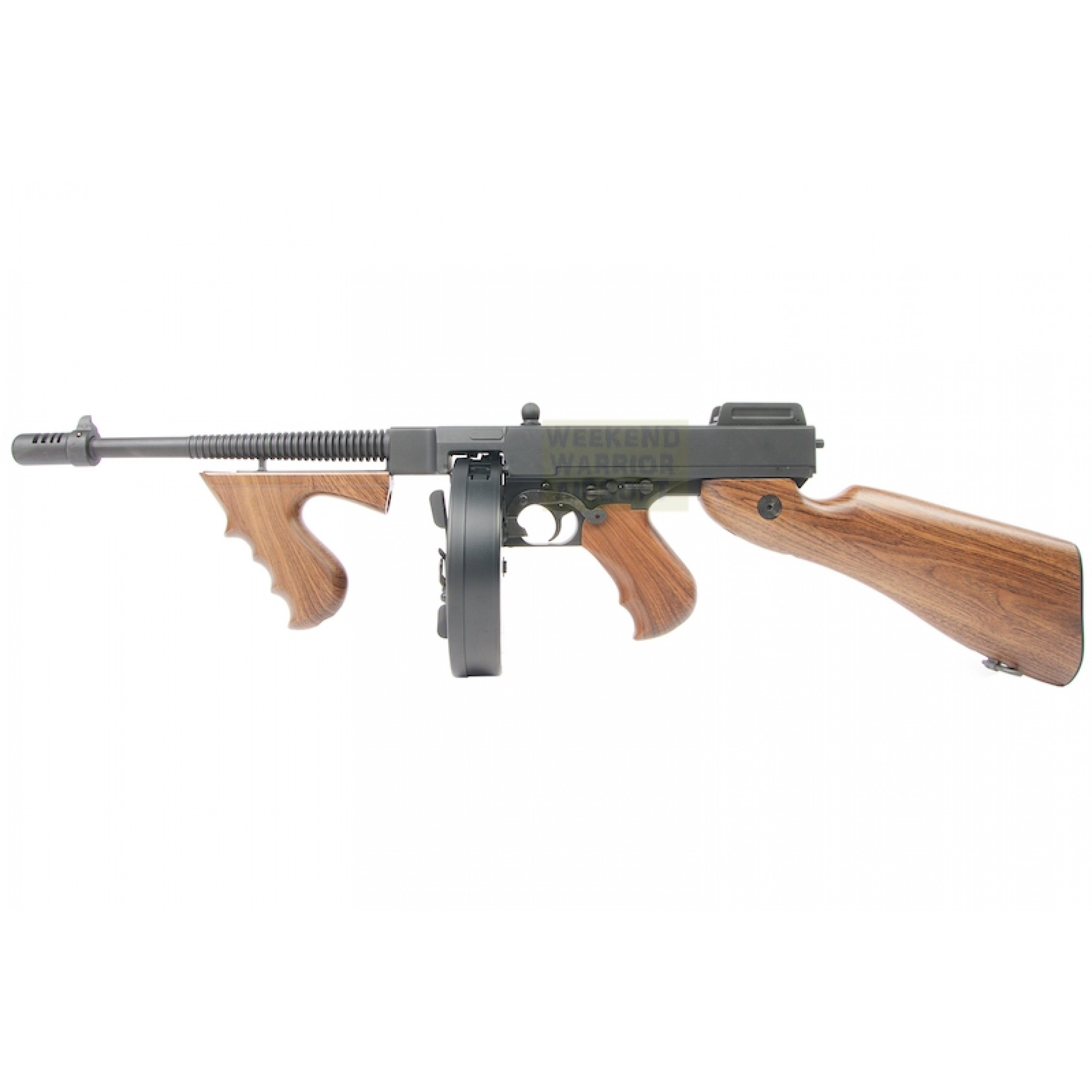 King Arms M1928 Chicago - Faux Wood Pattern