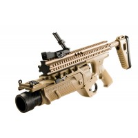 ARES EGLM Stand Alone Grenade Launcher  (Tan)