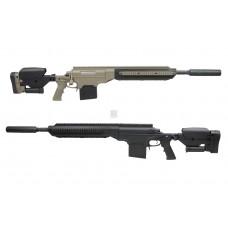 S&T ASW338 Spring Sniper Rifle. - BLACK