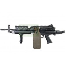 G&P MK46 Mod 0 (P.N.) AEG Machine Gun - DX (Black)